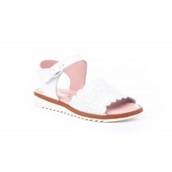 Angelitos® zapato niña sandalias de piel. fabricado en españa - Angelitos - ANGV-573