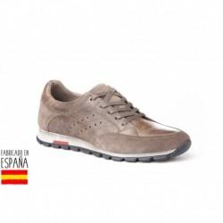 Calzado sport de piel, made in spain - MAÑAS - ANGI-2926