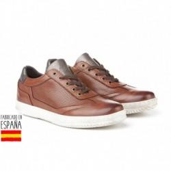 Calzado sport de piel, made in spain - MAÑAS - ANGI-2930