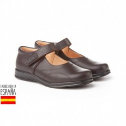 Colegiales cierre velcro, made in spain - ANGELITOS - ANGI-461-1