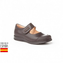 Colegiales cierre velcro, made in spain - ANGELITOS - ANGI-463-1