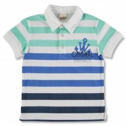 Comprar ropa de niño online Polo con rayas-ALM-15380 ALM-15380