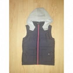 Comprar ropa de niño online Chaleco con capucha cierre