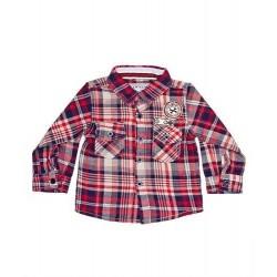 Comprar ropa de niño online Camisa a cuadros-ALM-BBI02159