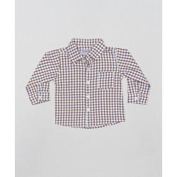 Comprar ropa de niño online Camisa a cuadros-ALM-BBI02165