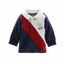 Polo con un logo-ALM-BBI05056
