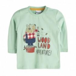 Camiseta con dibujo-ALM-BBI06023