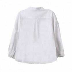 Camisa cuello mao m/larga-ALM-BBV99006