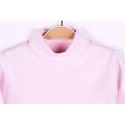 Camiseta manga larga y cuello alto-ALM-BGI01326