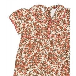 Vestido manga corta estampado-ALM-BGI02557