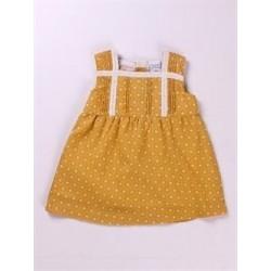 Vestido manga corta estampado-ALM-BGV05516