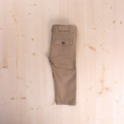 Pantalón largo dos bolsillos y detalle solapas traseras-ALM-DDT1050