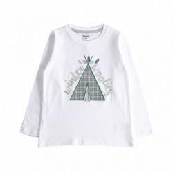 Camiseta con dibujo-ALM-JBI67278