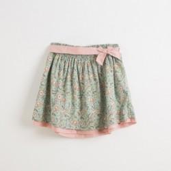 Comprar ropa de niño online Falda con flores-ALM-KGV07903