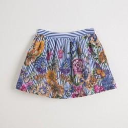 Comprar ropa de niño online Falda con flores-ALM-KGV07918
