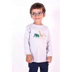 Comprar ropa de niño online Camiseta Manga Larga Bebe Niño