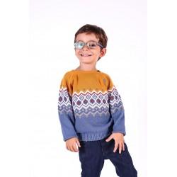 Comprar ropa de niño online Jersey Bebe Niño ALM-29032