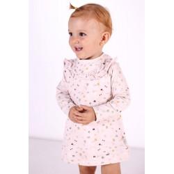 Comprar ropa de niño online Vestido Ml Bebe Niña ALM-29119