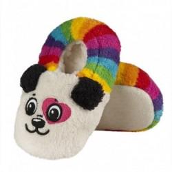 Comprar ropa de niño online Zapatillas bebé tundosada panda -