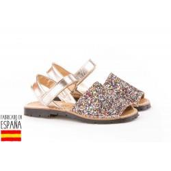 Comprar ropa de niño online Ibicenca glitter Angelitos ANGV-203