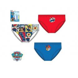 Caja 3 slips paw patrol almacen mayorista de ropa infantil