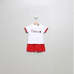 Comprar ropa de niño online Conjunto corto recién nacido