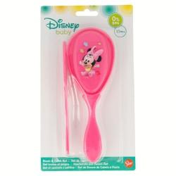Comprar ropa de niño online Set cepillo y peine disney minnie