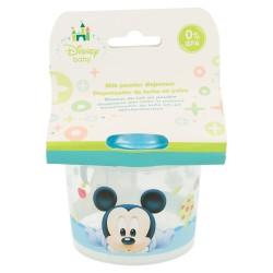 Dispensador de leche en polvo mickey mouse - disney - paint pot-STI-39825-Disney