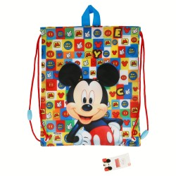 Comprar ropa de niño online Bolsa merienda mickey mouse -
