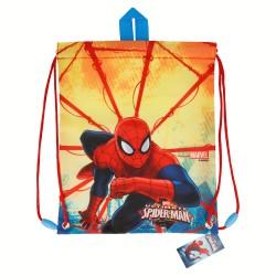 Comprar ropa de niño online Bolsa merienda spiderman red