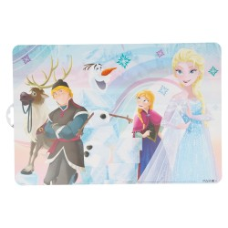 Comprar ropa de niño online Mantel individual frozen iridescent