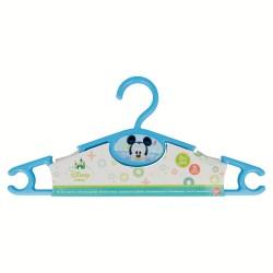 Comprar ropa de niño online Set de 3 perchas easy baby mickey