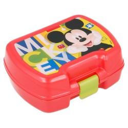 Comprar ropa de niño online Sandwichera snack mickey mouse -