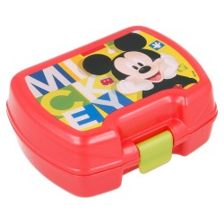 Sandwichera snack mickey mouse - disney - watercolors-STI-44289-Disney