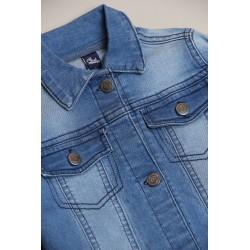 Comprar ropa de niño online Chaqueta tejana