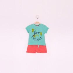Comprar ropa de niño online Conjunto bebe niño camiseta y