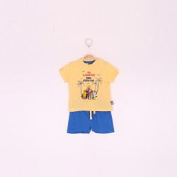 Comprar ropa de niño online Conjunto bebe niño pantalon y