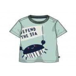 Comprar ropa de niño online Camiseta manga corta bebe