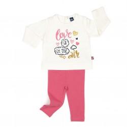Comprar ropa de niño online Conjunto bebe niña