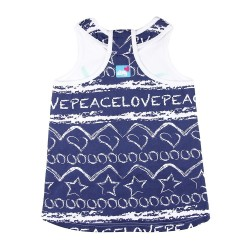 Comprar ropa de niño online Camiseta niña corazon y