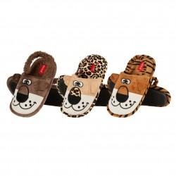 Comprar ropa de niño online Zapatillas tundosadas elático con