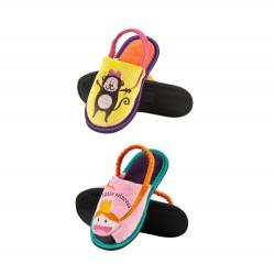 Comprar ropa de niño online Zapatillas elástico suela