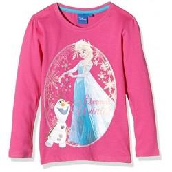 Comprar ropa de niño online Camiseta manga larga niña frozen