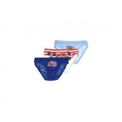 Comprar ropa de niño online Caja 3 slips niño algodon Patrulla