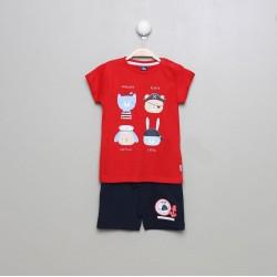 Comprar ropa de niño online Conjunto bebe niño-ALM-20011-Street