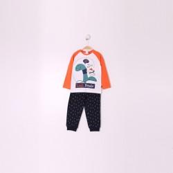 Comprar ropa de niño online Conjunto niño color unico
