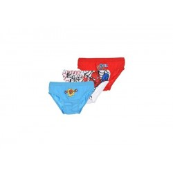 Comprar ropa de niño online Caja 3 slips niño SPIDERMAN
