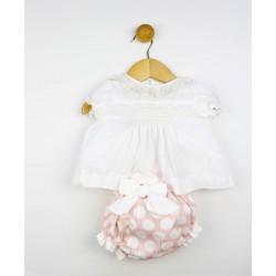 Comprar ropa de niño online Conjunto bebé camisa manga corta y