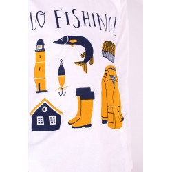 Comprar ropa de niño online Camiseta niño manga larga, detalle