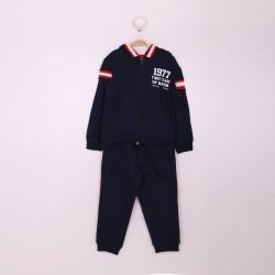 Comprar ropa de niño online Conjunto niño largo con capucha